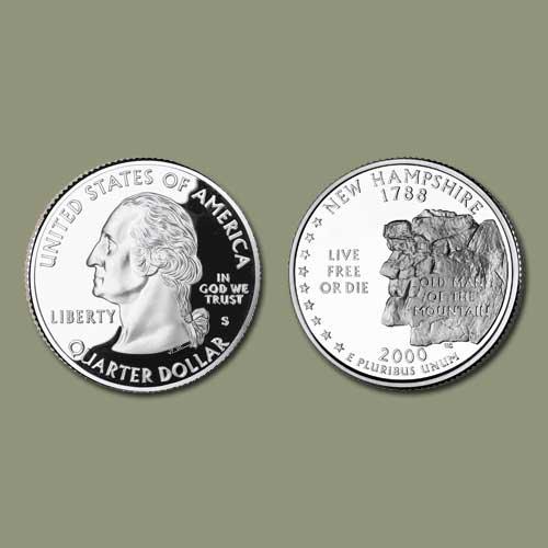 New-Hampshire-State-Quarter-Dollar