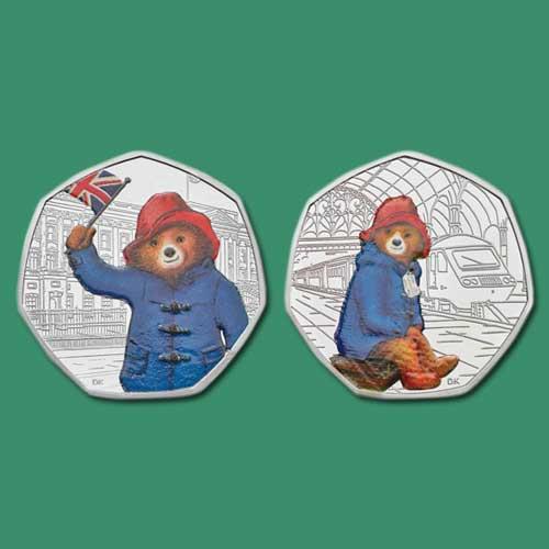 New-series-of-Paddington-bear-50p-coins