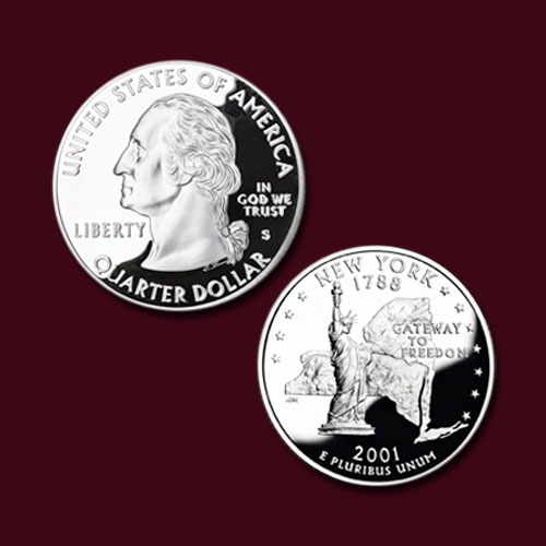 New-York-State-Quarter-Dollar