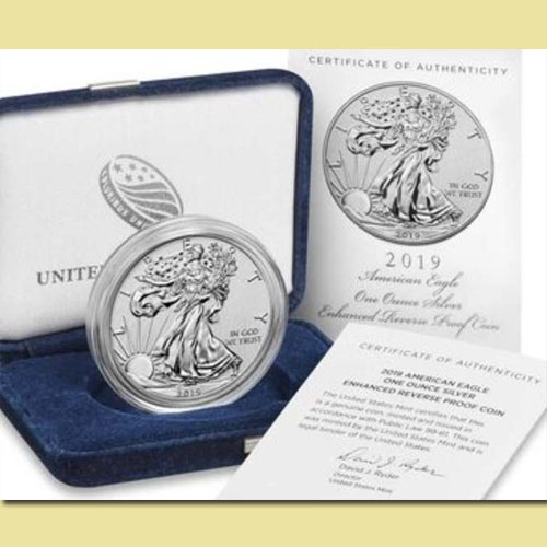 Reverse-Proof-American-Silver-Eagle-at-the-Whitman-Baltimore-Expo