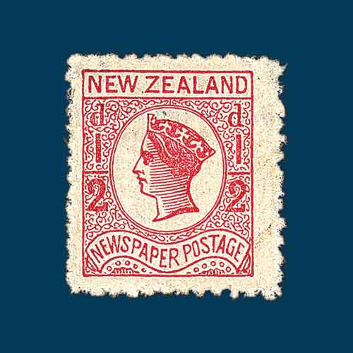 Newspaper-Stamp-of-New-Zealand