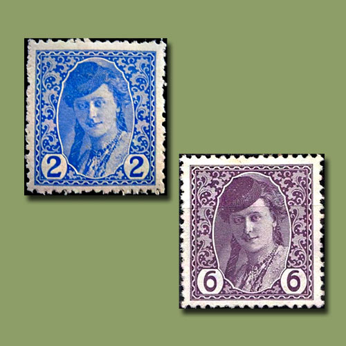 Newspaper-Stamps-of-Kingdom-of-Serbs-Croats-and-Slovenes