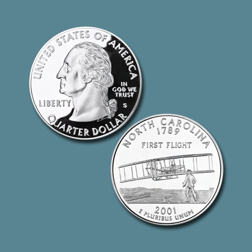 North-Carolina-State-Quarter-Dollar