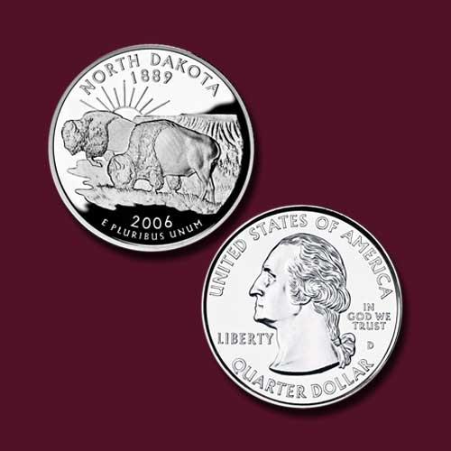North-Dakota-State-Quarter-Dollar