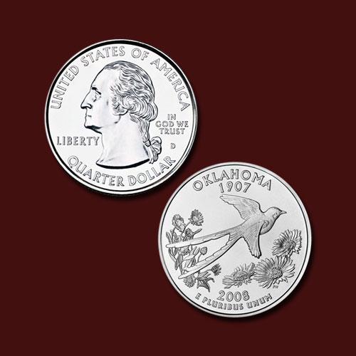 Oklahoma-State-Quarter-Dollar