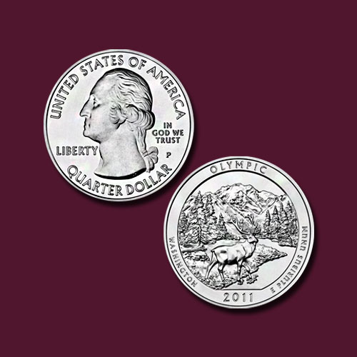Olympic-National-Park-Commemorative-Coin
