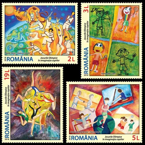 Olympic-spirit-depicted-on-stamps
