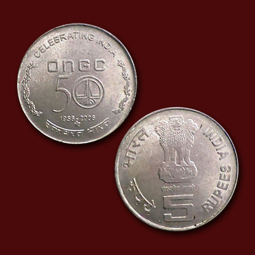 ONGC-Commemorative-Coin