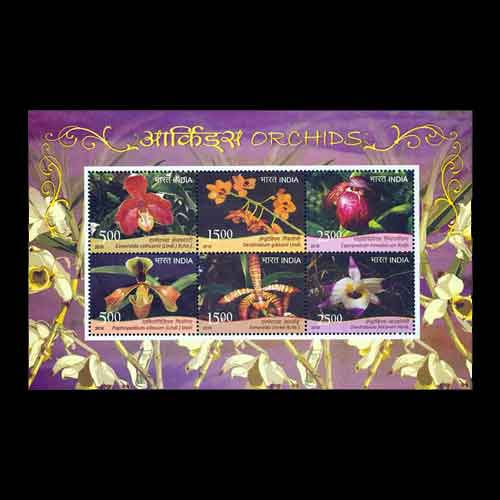 Orchids-on-stamps!