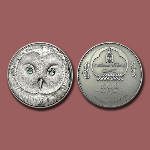 Owl-on-Mongolian-coin