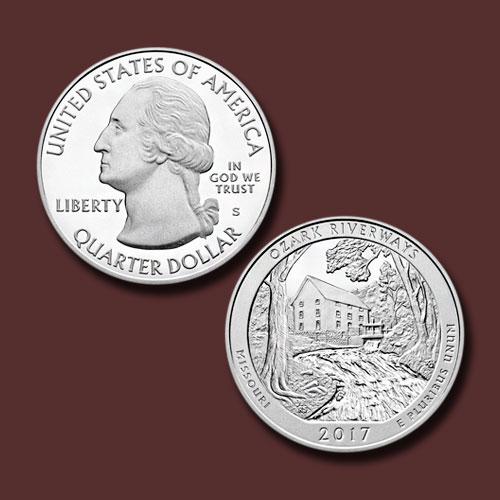 Ozark-National-Scenic-Riverways-Quarter-Dollar