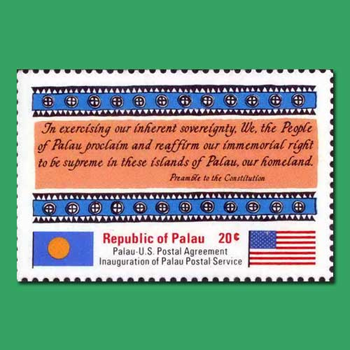 Palau's-Constitution-Day