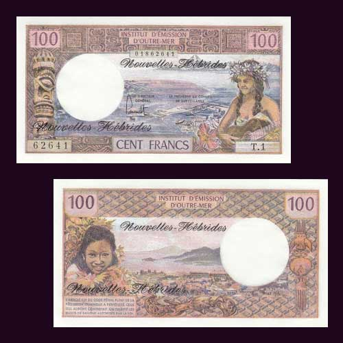 Paper-money-of-French-Polynesia