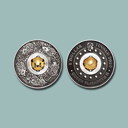 Perth-Mint's-Rotating-Charm-Coin