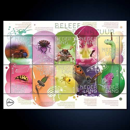Pests-on-stamps