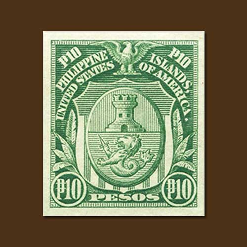 Philippines-1925-31-Imperf-Definitive