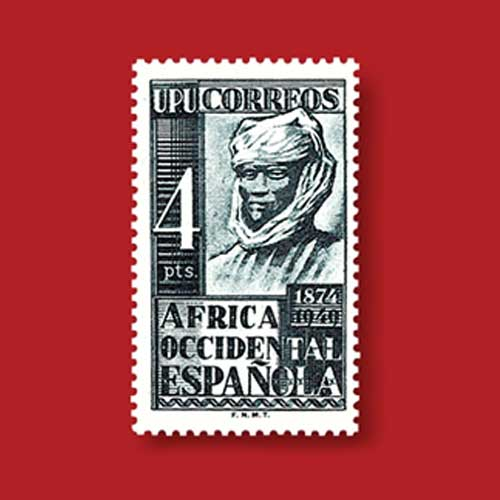 Popular-Spanish-West-Africa-Stamp