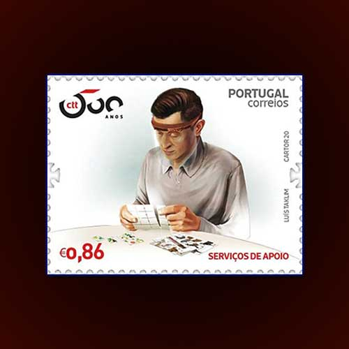 Portugal-Covid-19-Stamp