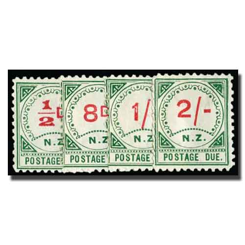 Postage-Due-Stamps-of-New-Zealand