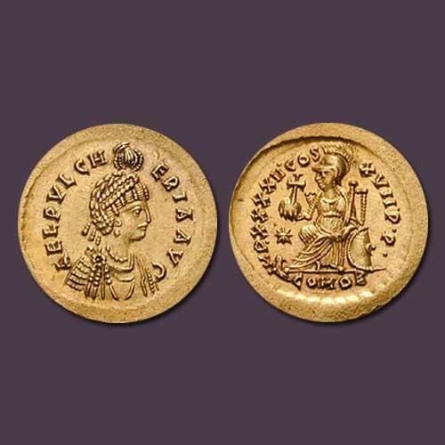 Pulcheria-of-the-Roman-Empire