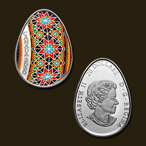 Pysanka-Coin-of-Canada