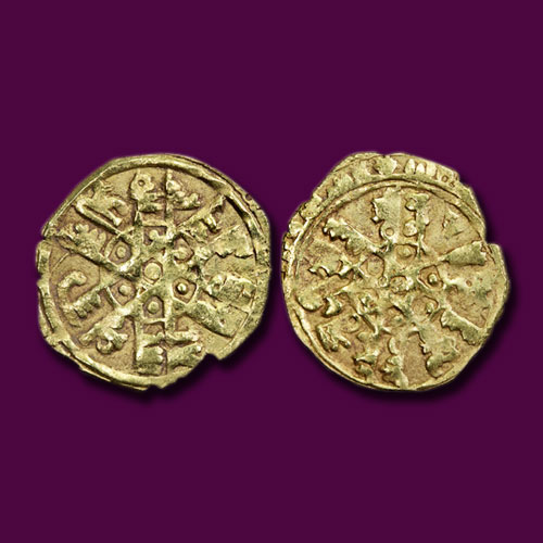 Quarter-Dinar-of-Al-Mustansir-Billah