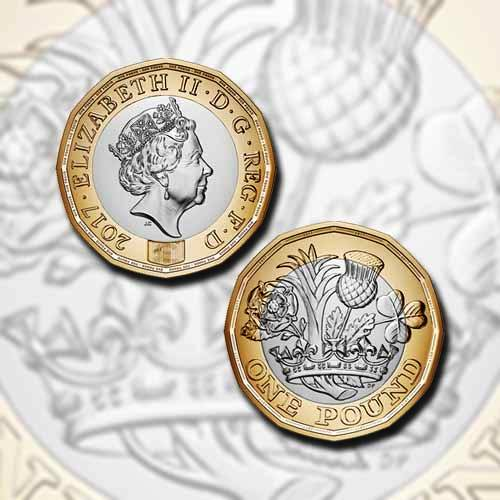 Royal-Mint's-Dodecagonal-1-Pound-Coin