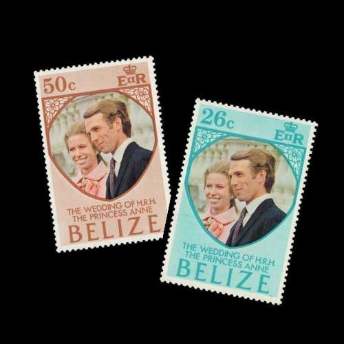 Royal-Wedding-Issue-of-Belize