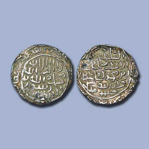 Rukn-al-din-Barbak-Silver-Tanka
