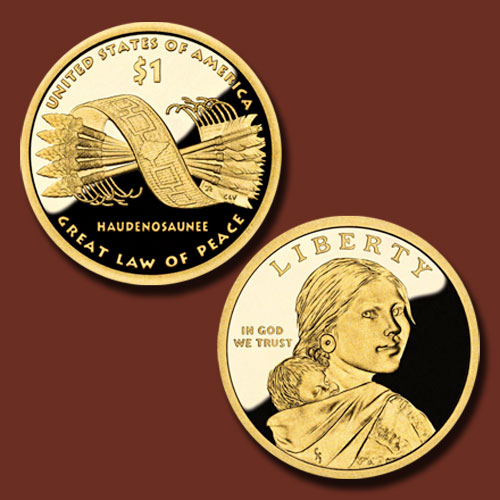 Sacagawea-on-Coin