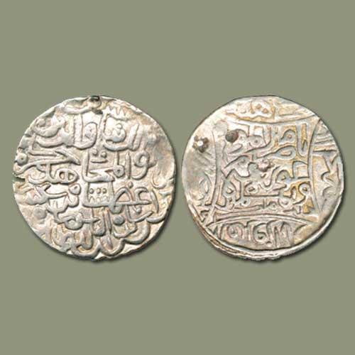 Saif-Al-Din-Hamzah-Shah-of-Bengal-Sultanate