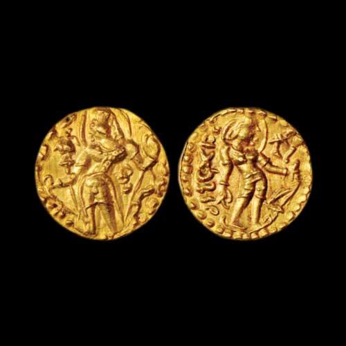 Samatata-Coins