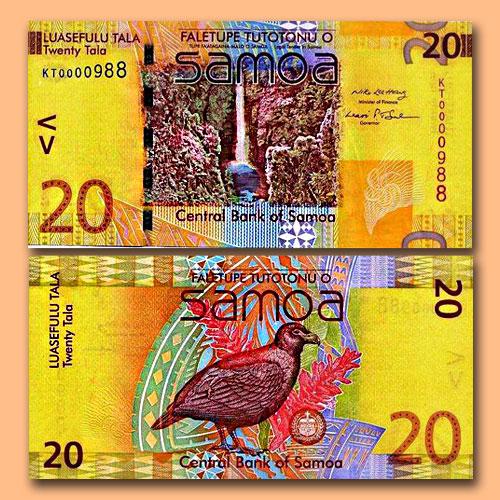 Samoan-20-Talas