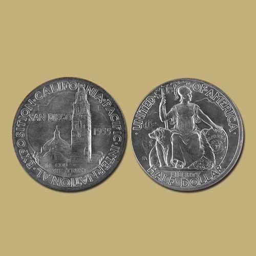San-Diego-California-Pacific-Exposition-Half-Dollar