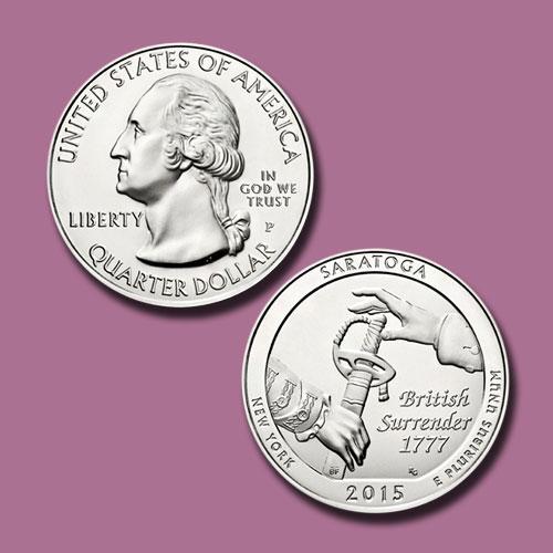 Saratoga-National-Historical-Park-Quarter-Dollar