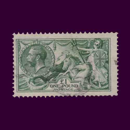 Seahorse-stamp-of-King-George-V