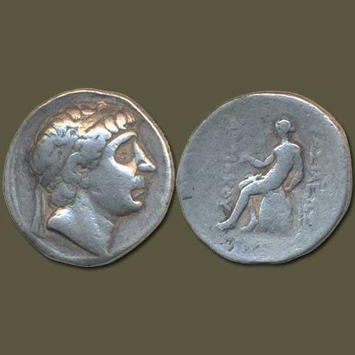 Seleucid-Empire-ruler-Antiochos-I-Soter-Silver-Tetradrachm