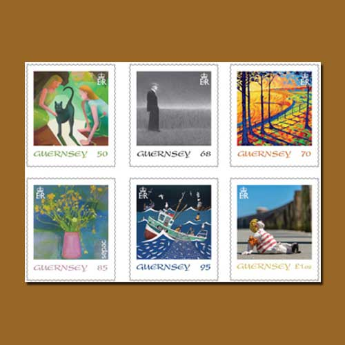 Sepac-stamp-honors-Guernsey-artists'-masterpiece
