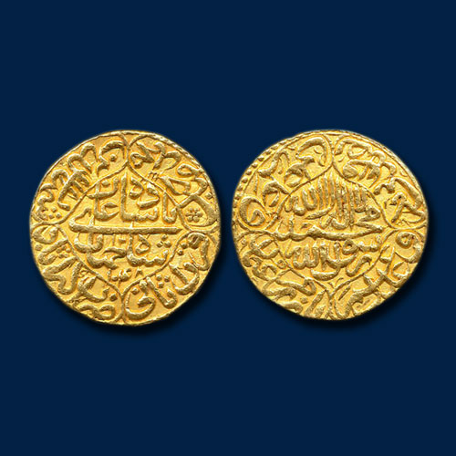 Shah-Jahan-Gold-Mohur-Listed-For-INR-1,75,000