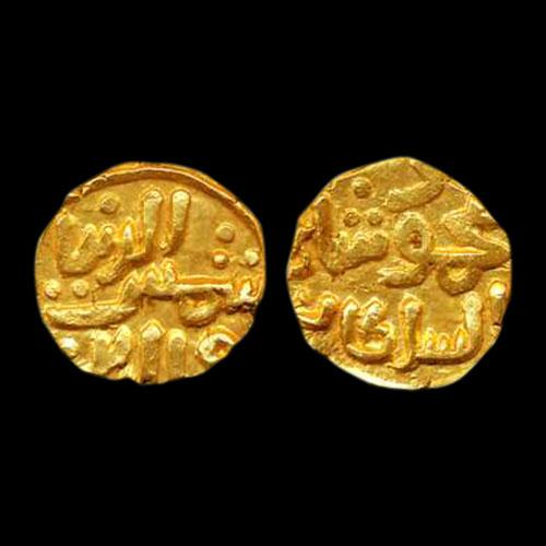Shams-Al-Din-Mahmud-Gold-Pagoda-Listed-For-INR-2,50,000