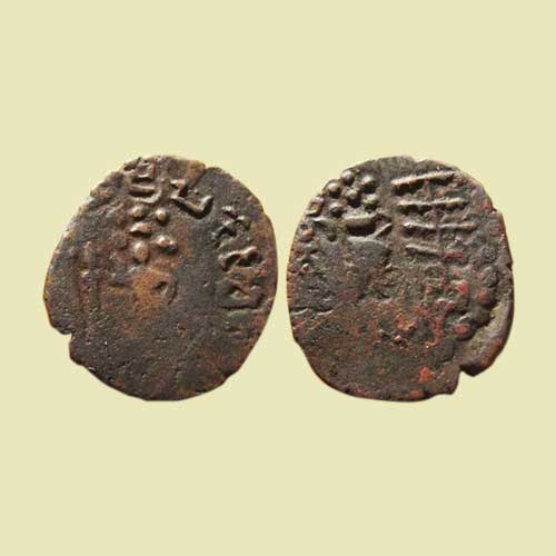 Shashthi,-wife-of-Lord-Kartikey-on-coins