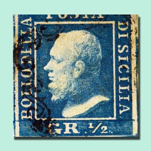 Sicilian-Error-of-Colour-Stamp