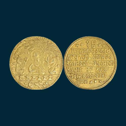 Sikh-Gold-Temple-Token