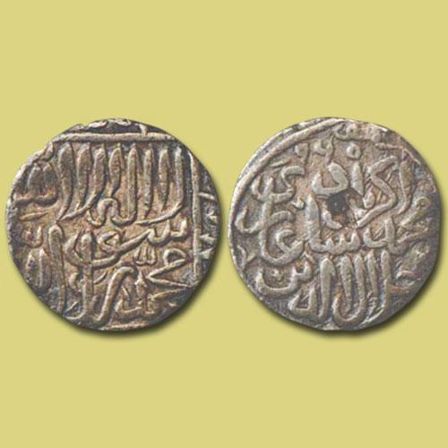 Silver-coin-of-Akbar