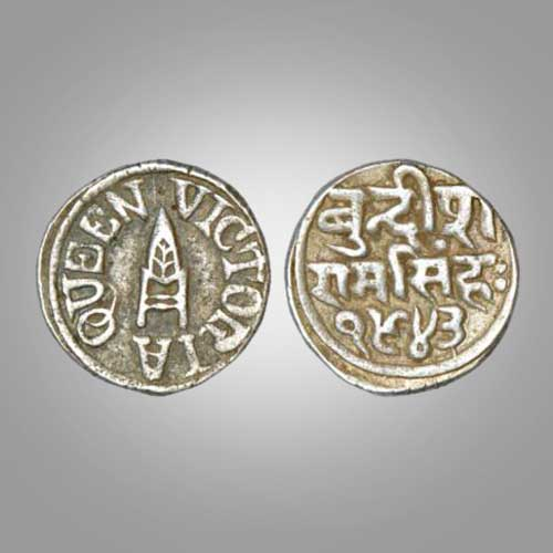 Silver-coin-of-Bundi