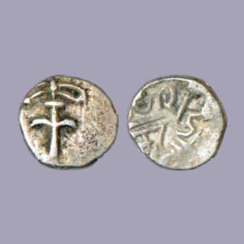Silver-coin-of-King-Kalashila