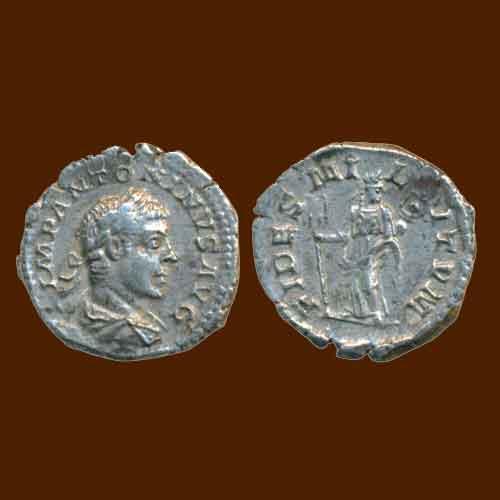Silver-Denarius-of-Roman-Emperor-ruler-Antoninus-Pius-