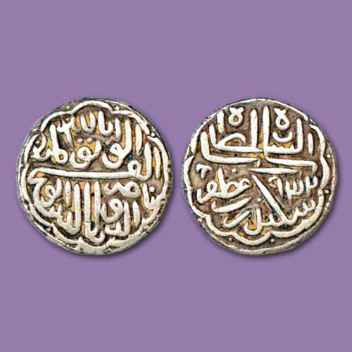 Silver-double-Tanka-of-Nasir-al-Din-Sikandar-Shah