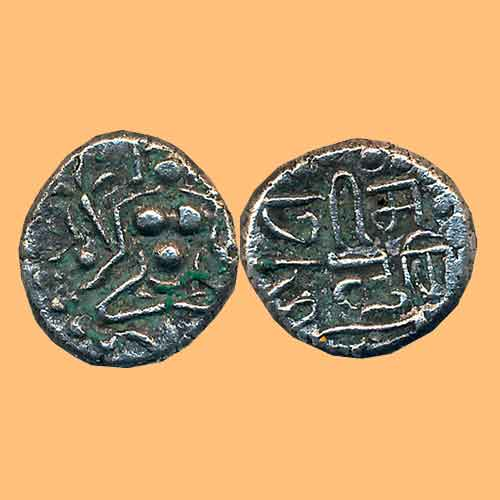 Silver-Drachma-of-Paramaras-Listed-For-INR-75,000