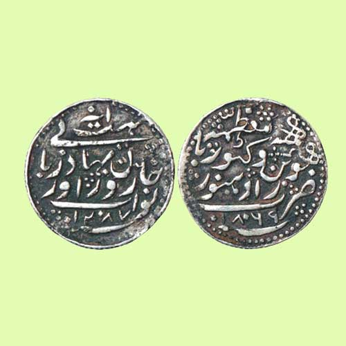 Silver-Eight-Annas-of-Zorawar-Khan